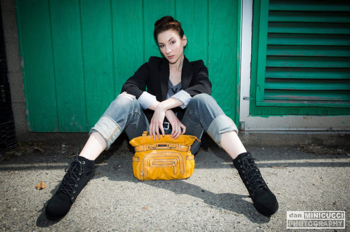 Dan Minicucci Photography Street Fashion Seated