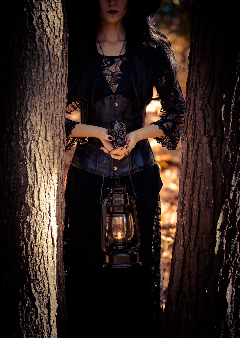 Halloween 2016 Classic Costume Waiting Witch