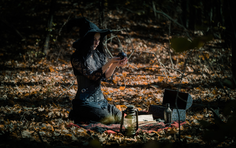Halloween 2016 Classic Costumes Witch Of The Woods