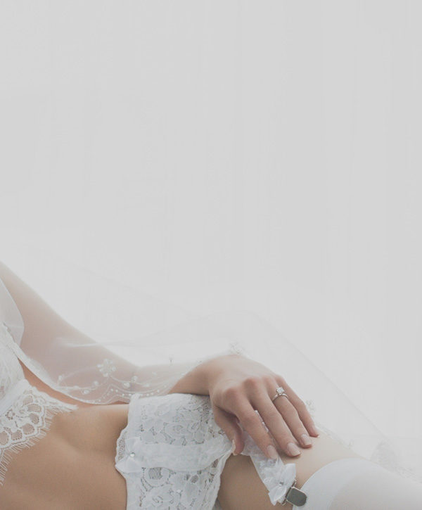Bridal Boudoir with Millyard Studios